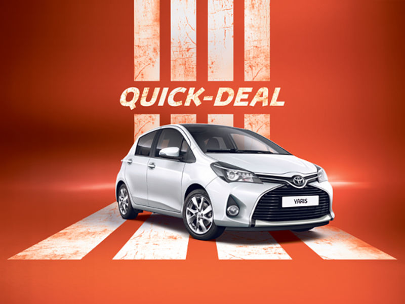 Toyota Quick-Deal